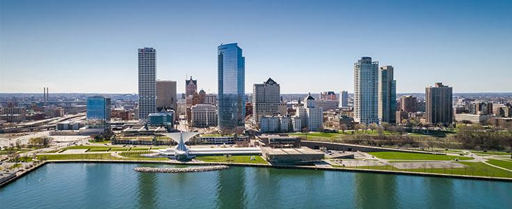 Milwaukee-Skyline